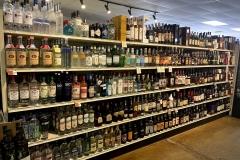 Liquor Section